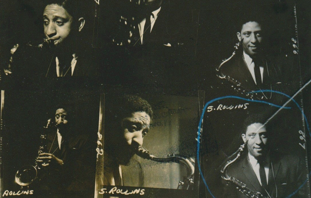 """<h1 itemprop=""""headline"""">This Happy Madness: Sonny Rollins</h1>"""